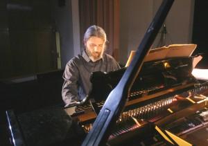 Il pianista Fabrizio Ottaviucci