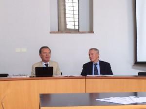 Mauro Magnani e Vilberto Stocchi
