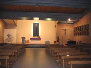 La chiesa di Cristo Risorto a Pesaro