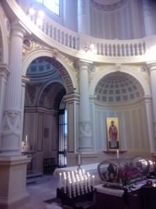 Saint Terence - relics san Terenzio reliquie