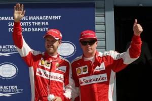 Vettel e Rikkonen oggi (foto dal web)