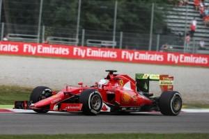 Ferrari a Monza (foto dal web)