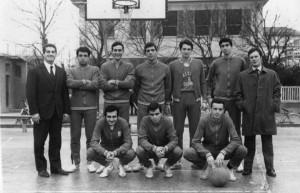 La squadra del Loreto 1965