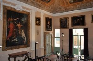 Interno di Palazzo Mazzolari Mosca