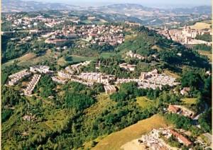 I collegi universitari di Urbino