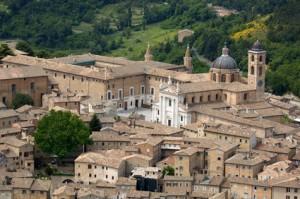 Urbino, panorama