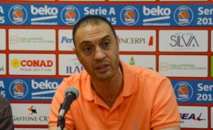 Vincenzo Esposito, allenatore Pistoia