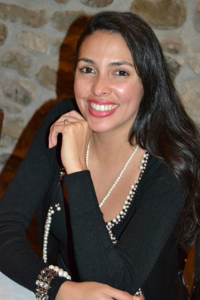 Miss Venezuelana Eden Montero
