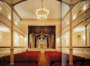 L'auditorium Pedrotti