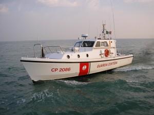 Guardia Costiera di Pesaro in azione