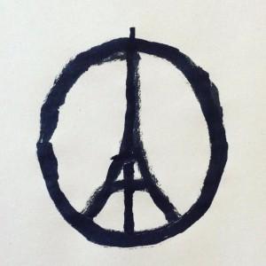 Francia pace Tour Eiffel