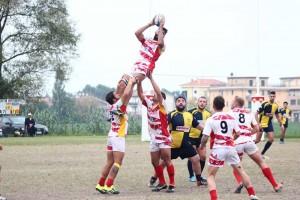 Jaouhari del Pesaro Rugby