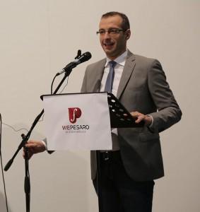 Il discorso alla città del sindaco Matteo Ricci