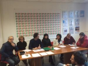 Il Partito democratico di Urbino