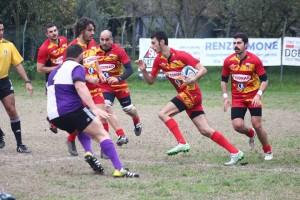 Pesaro Rugby: Ballarini palla in mano