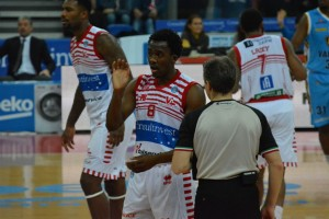 Semaj Christon (Foto Baioni)