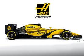 Team Haas in Formula 1