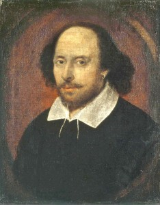 Shakespeare (foto Wikipedia)