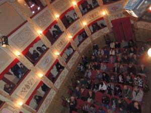 Teatro Tiberini di San Lorenzo in Campo