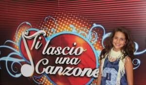 Elisa Del Prete - Ti Lascio una Canzone