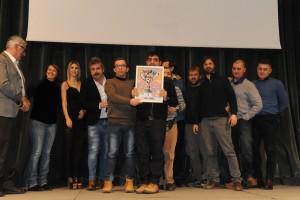 I Tipi Tosti si aggiudicano il Premio Panathlon del 7' Galà dello Sport