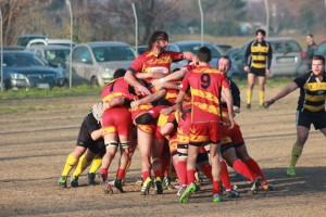 Pesaro rugby maul