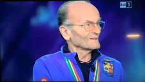 Giuseppe Ottaviani a Sanremo