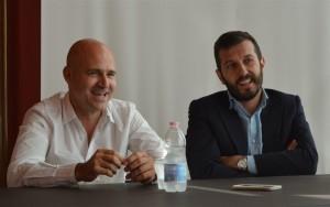 David Sassarini e Stefano Stefanelli