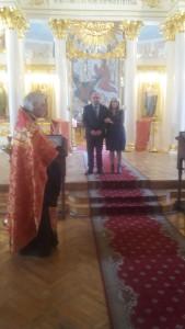 Giorgio Lorenzi e la sua TatianaGiorgio Lorenzi e la sua Tatiana