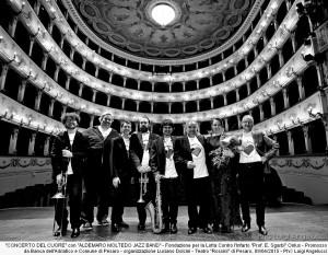 L'esibizione al Concerto del Cuore (FOTO Luigi Angelucci)