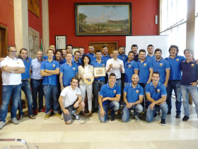 Pesaro rugby in Comune