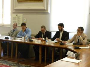 La conferenza di presentazione presso la sede pesarese di Confindustria