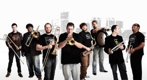 NoBS Brass Band alla Fiera Regionale del Tartufo Estivo il 31 luglio
