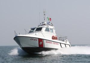 Guardia costiera CP 872