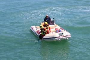 Croce Rossa italiana: volontari Opsa, Operatori polivalenti salvataggio in acqua