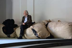 Jannis Kounellis alla Pescheria