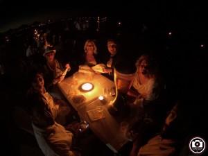 Notte delle Candele tra Chalet a Mare, Spiaggia Bianca, Bagni Bibi e I Gelsi (foto Filippo Baioni) 00004