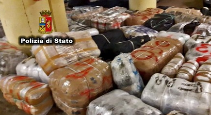 Pesaro, 5 arresti per traffico internazionale di droga