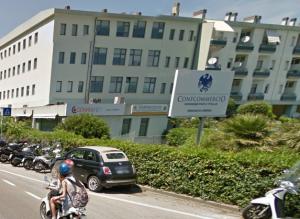 La sede della Confcommercio