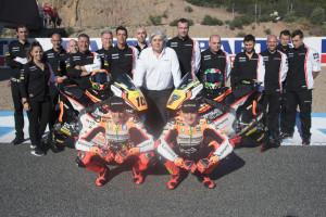 2016 Forward Team  during the 2016 Season of World Motorcycle Championship 04 race Jerez GP in Jerez de La Frontera Spain © 2016 mirco lazzari mircolazzari@yahoo.it