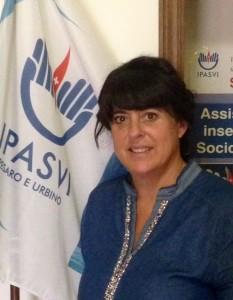 Il presidente Collegio Ipasvi Dott.ssa Laura Biagiotti