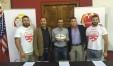 La presentazione del main sponsor della Pesaro rugby