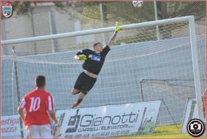 Luca Molinaro (Foto Filippo Baioni)