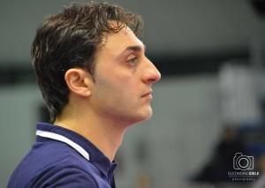"""Matteo Bertini amareggiato: """"A Soverato atteggiamento completamente sbagliato"""" (foto Eleonora Ioele)"""