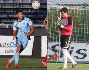 Luca Cremonesi e Alberto Iglio (foto tratte dal web)