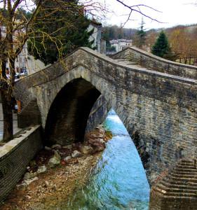 Il ponte medievale di Apecchio