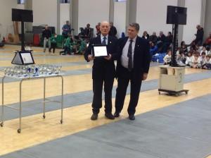 Premiato il Maestro Salvatore Limone