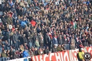 Vis Pesaro-O.Agnonese tifosi Vis