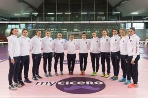 Volley Pesaro serie A2 2016-2017