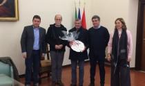 1°Premio Rolando Gasparoli, che vince una creazione di Claudio Pacifici